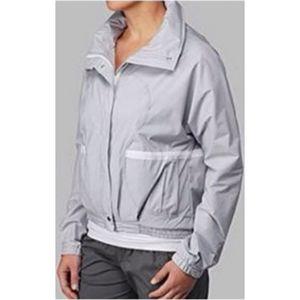 Lululemon Devi Pinstriped Hooded Jacket 6